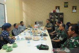 Tim Staf Ahli Kasad kunjungi Lebak bahas mitigasi bencana