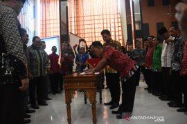 118 desa di Kabupaten Kubu Raya gunakan transaksi non tunai