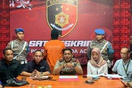 Polisi tangkap paman cabuli keponakan di Banda Aceh
