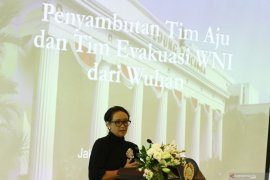 Retno Marsudi katakan Dua WNI ABK Diamond Princess pilih untuk tetap tinggal di Jepang
