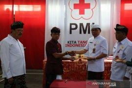 Bupati Tabanan: Urusan PMI tidak hanya darah
