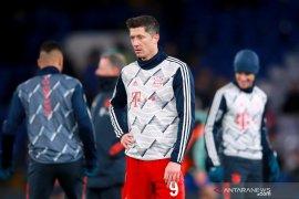 Bayern dijamu Hoffenheim tanpa Lewandowski pada laga Liga  Jerman
