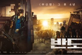 "Poster film ""Train to Busan 2"" resmi dirilis"