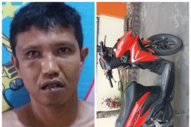 Polisi Binjai Selatan amankan pencuri handphone