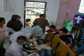 Pascakeracunan daging babi, korban dirawat jadi 23 orang, berikut nama-namanya