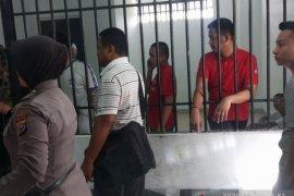 Jaksa jebloskan anak Bupati Rohil tersangka penganiayaan ke tahanan
