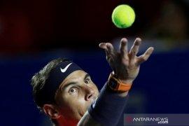 Nadal  tinggal satu langkah menuju gelar ketiga Mexico Open