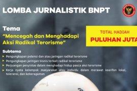 BNPT gelar lomba menulis tentang cegah terorisme