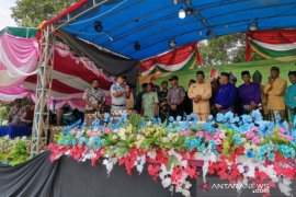 Jasa Raharja Babel sosialisasikan peran dan fungsi di perayaan HUT Bangka Selatan