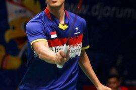 Rhustavito tantang Axelsen di perempat final Swiss Open