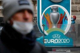 UEFA dilaporkan tambah jumlah skuad EURO 2020 jadi 26 pemain