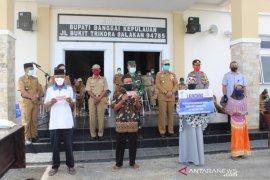 Bupati Bangkep: Hentikan distribusi bantuan jika terjadi keributan