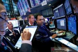 "Wall Street berakhir ""rebound"", Indeks Dow Jones melonjak 572,16 poin"