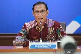 BPS catat ekonomi Indonesia 2020 terkontraksi 2,07 persen