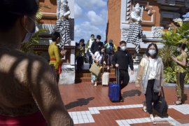 Jumlah penumpang di Bandara Ngurah Rai terus naik, November tertinggi