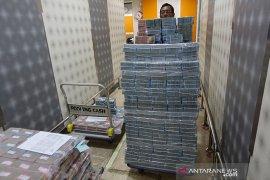 BI catat uang beredar pada Mei 2021 capai Rp6.994,9 triliun