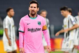 Capres Barcelona: Lionel Messi harus pergi bila tidak mau potong gaji