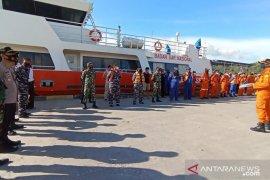 Basarnas hentikan pencairan korban tenggelam speedboat di Banggai Laut