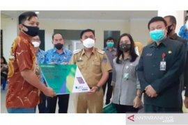 Pemkab Minahasa Utara lindungi ribuan petani melalui  BPJAMSOSTEK