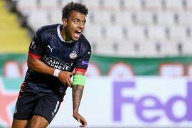 Gol penalti Donyell Malen antar PSV kantongi tiga poin dari Sparta