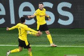 Dortmund lolos ke fase gugur, Brugge pelihara asa