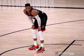 Rockets sepakat lepas Russell Westbrook ke Wizards dibarter John Wall