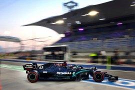 Grand Prix Sakhir: Russell lagi-lagi tercepat di FP2, Bottas di P11