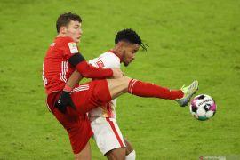 Klasemen Liga Jerman: Tiga teratas kompak bermain imbang