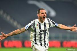 Juventus bangkit dari ketinggalan untuk menangi Derby della Mole