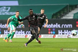 Dwigol Silas pastikan Stuttgart pecundangi Werder Bremen 2-1