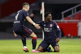 Twente hentikan catatan kemenangan beruntun Ajax