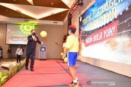 Cari bibit pesepak bola, Kemenpora gelar kompetisi juggling