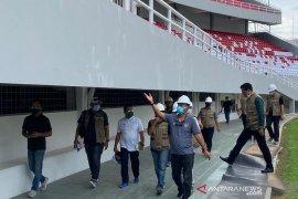 PSSI tinjau kesiapan venue Piala Dunia di Palembang