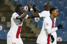 PSG kembali ke jalur kemenangan usai lumat Montpellier