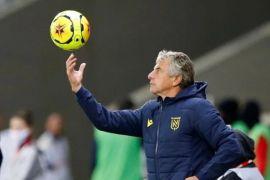 Nantes pecat pelatih Christian Gourcuff