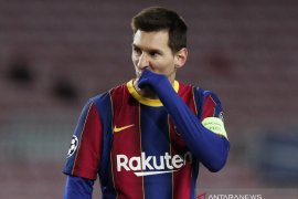 Kandidat presiden Barcelona yakin bisa bujuk Lionel Messi bertahan