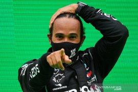 Hamilton kembali membalap di Abu Dhabi menyusul hasil negatif COVID-19