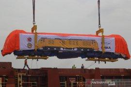 INKA ekspor perdana lokomotif ke Filipina