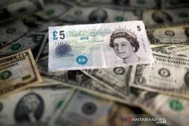 Dolar jatuh, sterling melonjak terangkat harapan kesepakatan Brexit