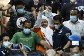 Polda Metro Jaya pulangkan tiga tersangka kasus pelanggaran prokes