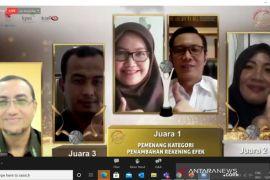 Perwakilan Jateng II raih juara tiga Pencipta Investor Terbanyak