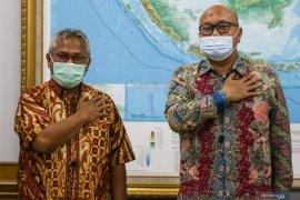 Ilham Saputra gantikan Arief Budiman sebagai Ketua KPU RI definitif