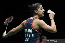 Hasil Kejuaraan Eropa 2021: Carolina Marin raih titel kelima