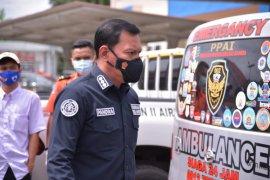 Dua korban kecelakaan pesawat Sriwijaya Air SJ 182 asal Lampung teriidentifikasi