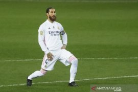 Sergio Ramos dinyatakan positif terinfeksi COVID-19