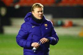 Koeman dilarang dampingi Barca untuk dua pertandingan