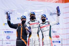 Sean Gelael tutup Asian Le Mans dengan kemenangan