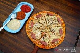 Pizza Andaliman, kuliner khas Toba