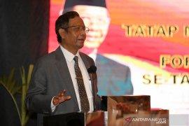 Penyalahgunaan dana Otsus Papua, Mahfud: Penegakan hukum akan dilakukan