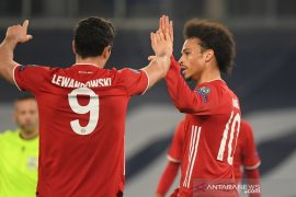 Liga Champhions - Bayern buktikan status juara bertahan saat hajar Lazio 4-1